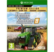 Focus Home Interactive Xbox One/Series X Farming Simulator 19 - Premium Edition