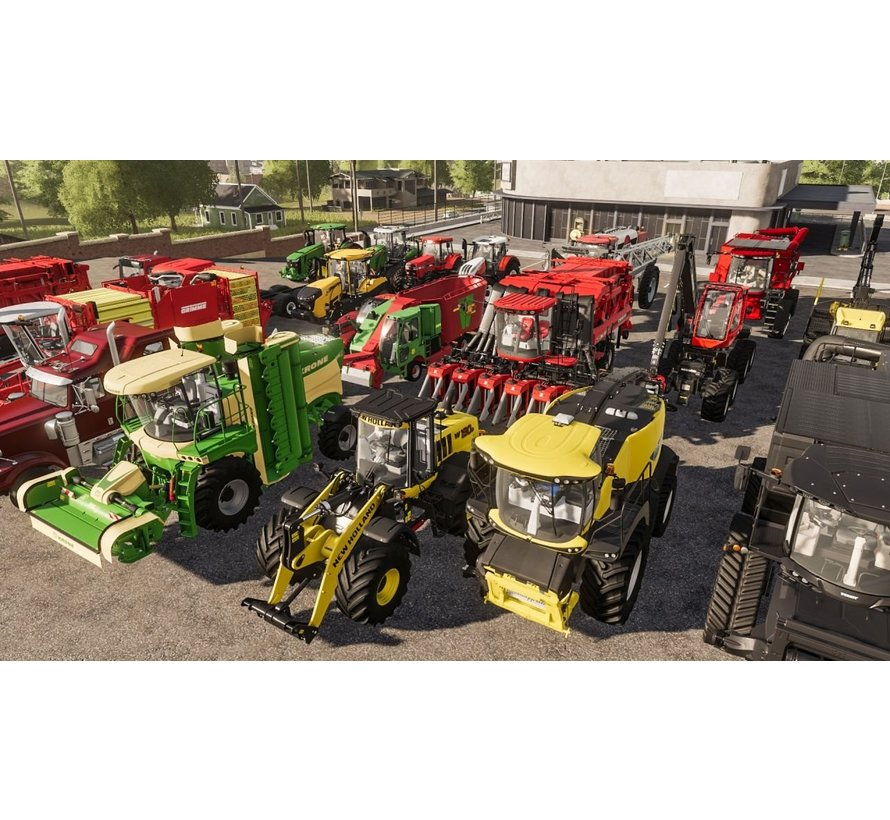 Xbox One/Series X Farming Simulator 19 - Premium Edition kopen