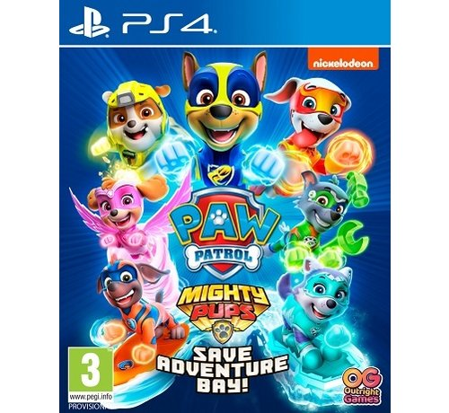Bandai Namco PS4 Paw Patrol: Mighty Pups Save Adventure Bay kopen