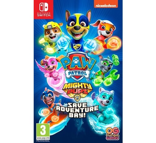 Bandai Namco Nintendo Switch Paw Patrol: Mighty Pups Save Adventure Bay kopen