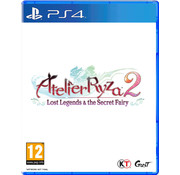 Koei Tecmo PS4 Atelier Ryza 2 Lost Legends & the Secret Fairy