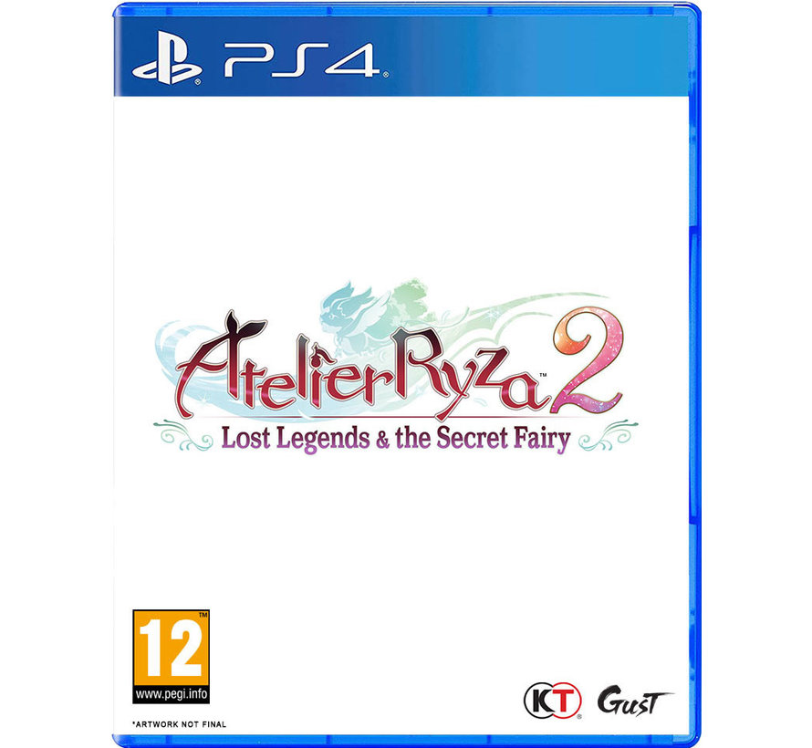PS4 Atelier Ryza 2 Lost Legends & the Secret Fairy kopen