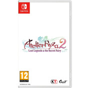 Koei Tecmo Nintendo Switch Atelier Ryza 2 Lost Legends & the Secret Fairy