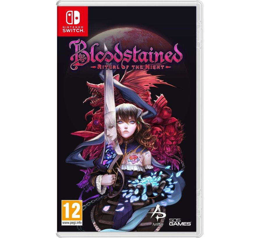 Nintendo Switch Bloodstained: Ritual of the Night kopen