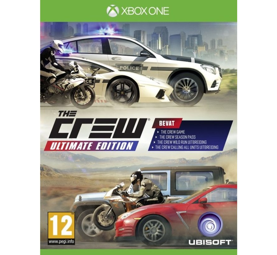 Xbox One The Crew Ultimate Edition kopen