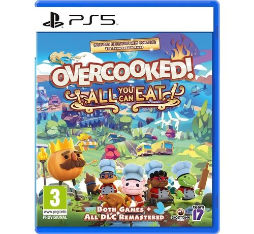 Deep Silver / Koch Media PS5 Overcooked - All You Can Eat Edition kopen