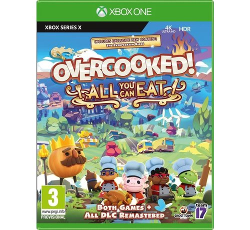 Deep Silver / Koch Media Xbox Series X Overcooked - All You Can Eat Edition kopen