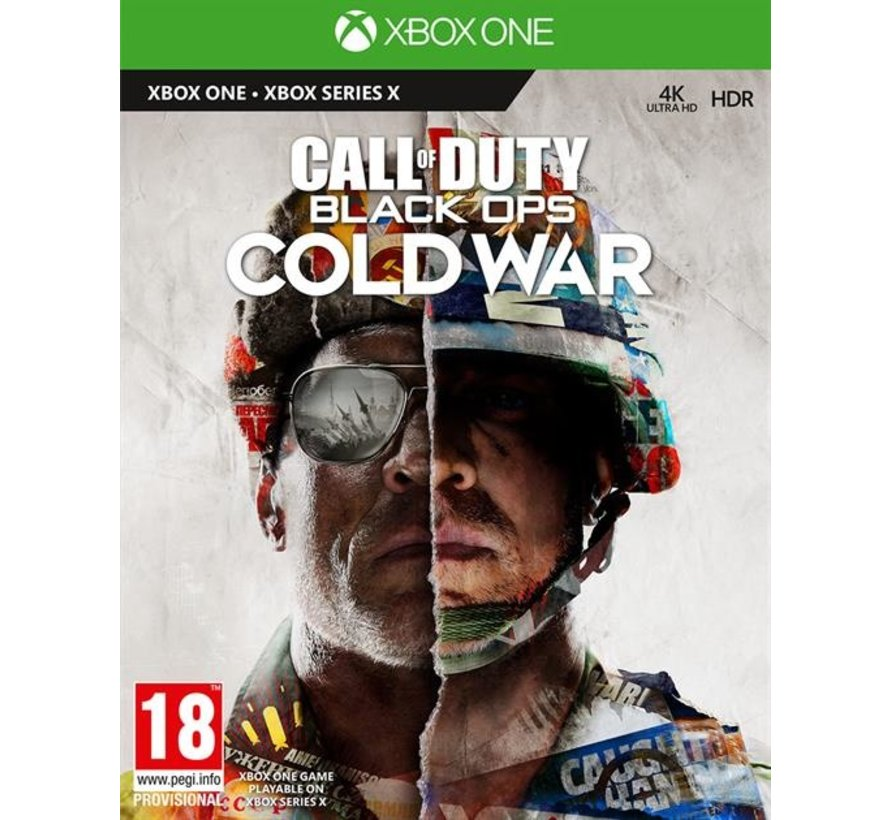 Xbox One Call of Duty: Black Ops Cold War kopen