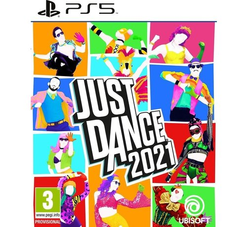 Ubisoft PS5 Just Dance 2021 kopen