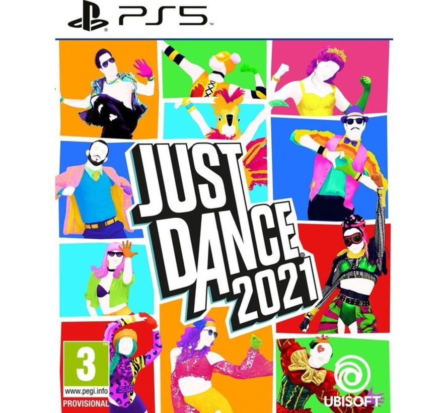 PS5 Just Dance 2021 kopen