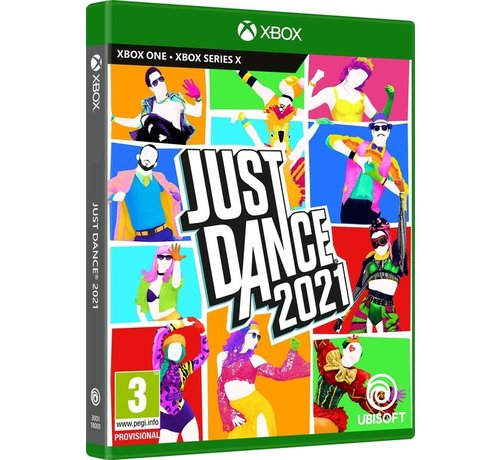 Ubisoft Xbox One/ Series X Just Dance 2021 kopen