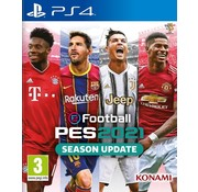 Konami PS4 eFootball PES 2021 Season Update