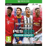 Konami Xbox One eFootball PES 2021 Season Update