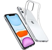JVS Products iPhone XR Transparant Back Cover Hoesje - Extra Dun - Siliconen - Cover- Case - Apple iPhone XR
