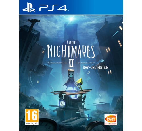 Bandai Namco PS4 Little Nightmares II Day One Edition + Pre-Order Bonus kopen
