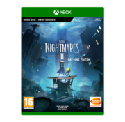Bandai Namco Xbox One/Series X Little Nightmares II Day One Edition + Pre-Order Bonus