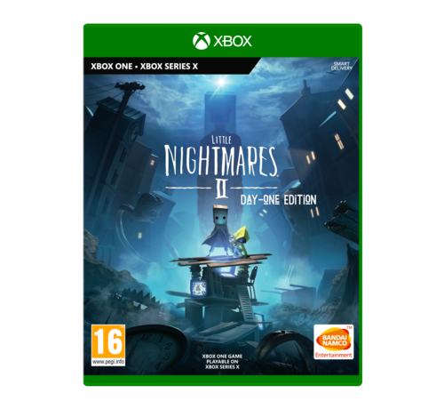 Bandai Namco Xbox One/Series X Little Nightmares II Day One Edition + Pre-Order Bonus kopen