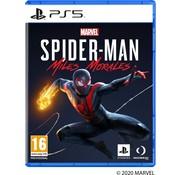 Insomniac Games PS5 Spider-Man: Miles Morales