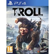Maximum games PS4 Troll and I