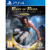 Ubisoft PS4 Prince of Persia: The Sands of Time Remake + Pre-Order Bonus