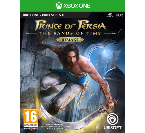 Ubisoft Xbox One/Series X Prince of Persia: The Sands of Time Remake + Pre-Order Bonus kopen