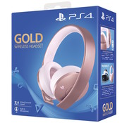 Sony Sony Wireless 7.1 Headset (Rose Gold) - Gold Edition