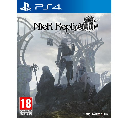 Square Enix PS4 Nier Replicant Remake kopen