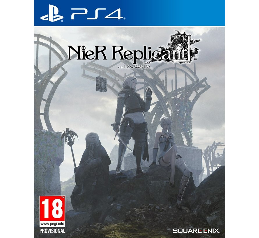 PS4 Nier Replicant Remake kopen