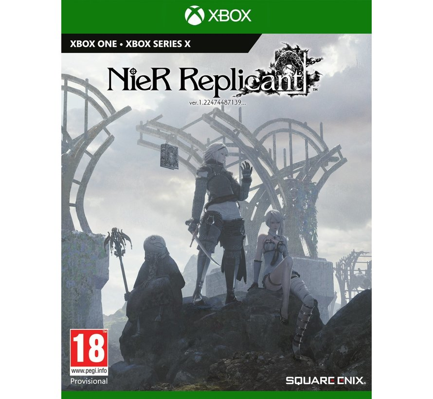 Xbox One/Series X Nier Replicant Remake kopen