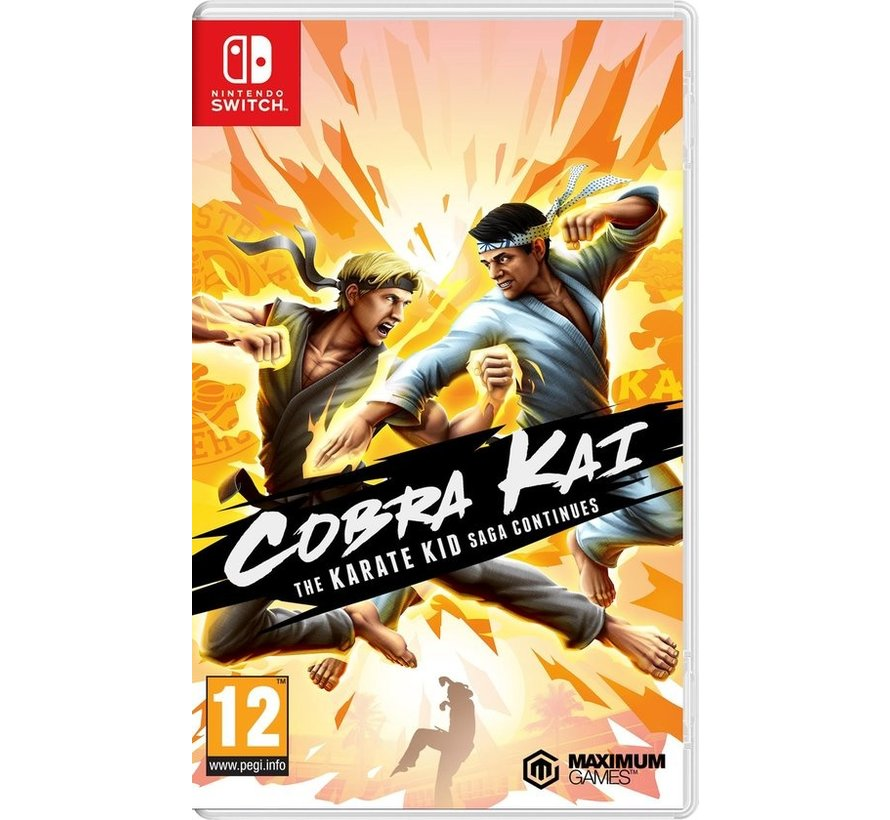 Nintendo Switch Cobra Kai: The Karate Kid Saga Continues  kopen