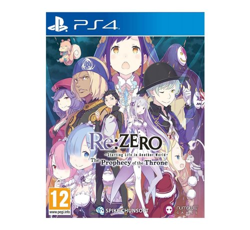 Chime Corporation PS4 Re:Zero - The Prophecy of the Throne kopen