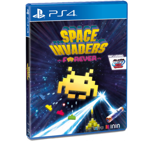 Taito PS4 Space Invaders: Forever kopen