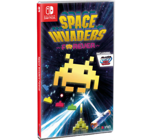 Taito Nintendo Switch Space Invaders: Forever kopen