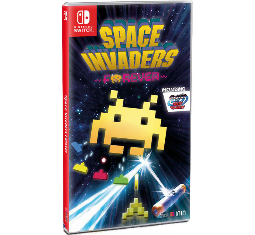 Nintendo Switch Space Invaders: Forever kopen