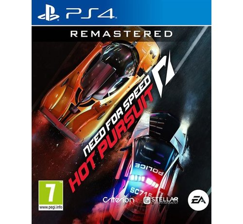 EA PS4 Need for Speed: Hot Pursuit - Remastered kopen