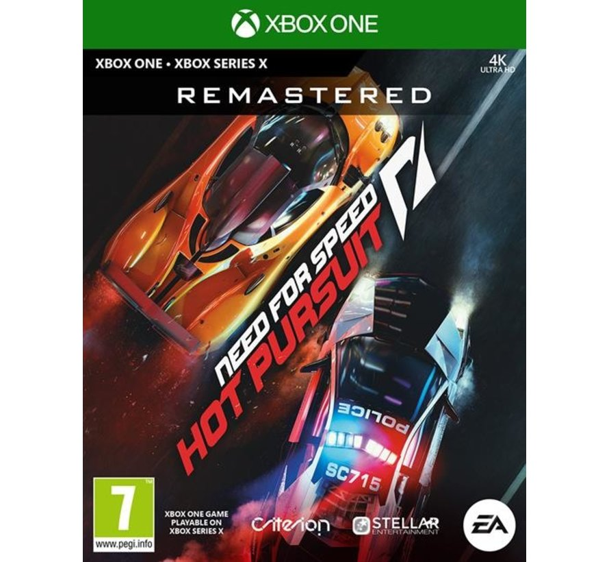 Xbox One/Series X Need for Speed: Hot Pursuit - Remastered kopen