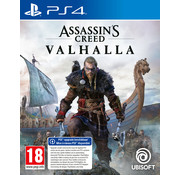 Ubisoft PS4 Assassin's Creed: Valhalla + Poster