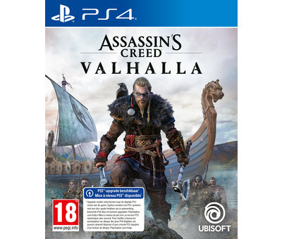 Ubisoft PS4 Assassin's Creed: Valhalla + A1 Poster kopen