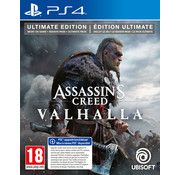 Ubisoft PS4 Assassin's Creed: Valhalla Ultimate Edition + Poster