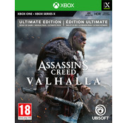 Ubisoft Xbox One/Series X Assassin's Creed: Valhalla Ultimate Edition + Poster