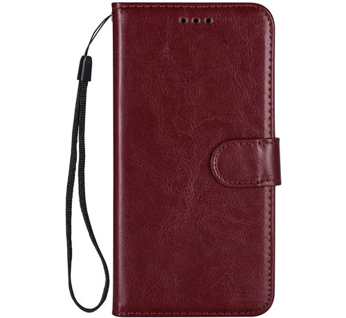 JVS Products Samsung Galaxy S20 Hoesje Book Case Bruin