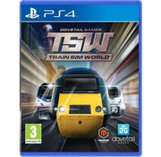 Maximum games PS4 Train Sim World