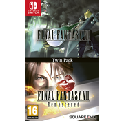 Square Enix Nintendo Switch Final Fantasy VII & VIII Twin Pack