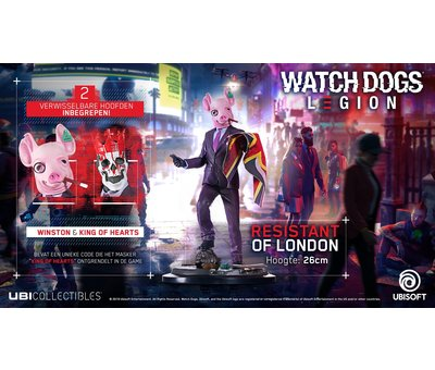 Ubisoft Xbox One/Series X Watch Dogs: Legion Ultimate Edition kopen