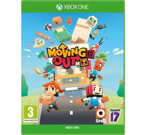 MG Studio Xbox One Moving Out kopen
