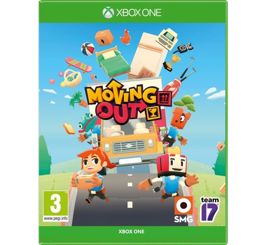Xbox One Moving Out kopen
