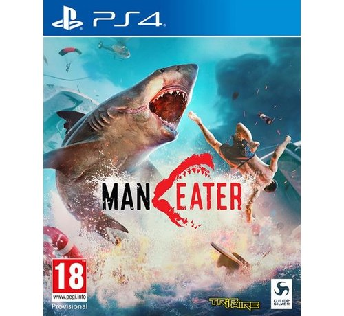 Deep Silver / Koch Media PS4 ManEater kopen