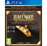 KALYPSO PS4 Railway Empire Complete Collection