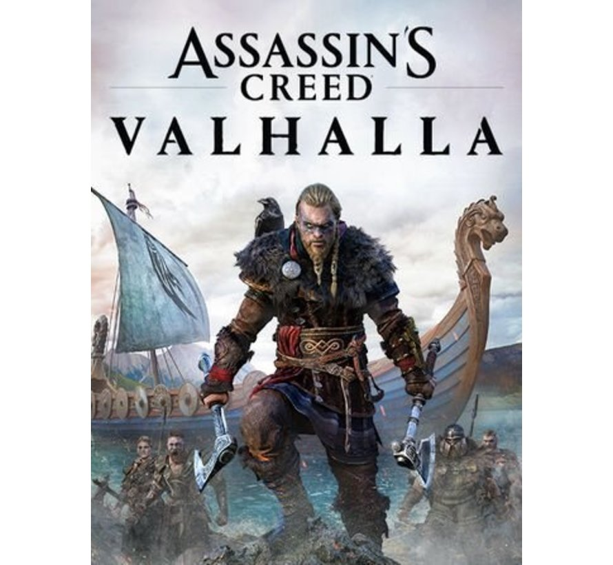 PS4 Assassin's Creed: Valhalla + A1 Poster kopen