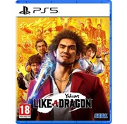 SEGA PS5 Yakuza: Like A Dragon